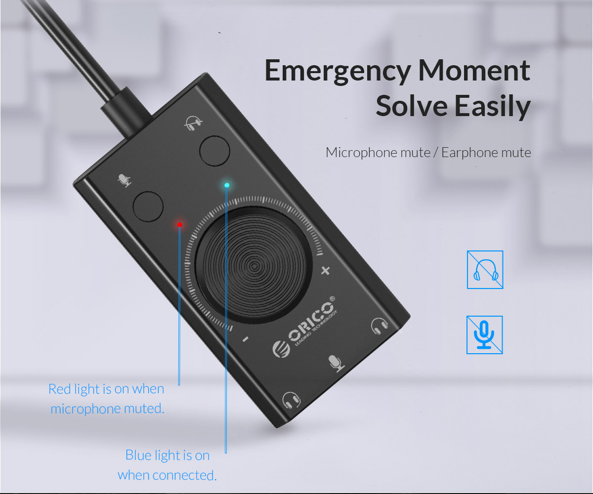 emergency moment solve easily microphone mute earphone mute