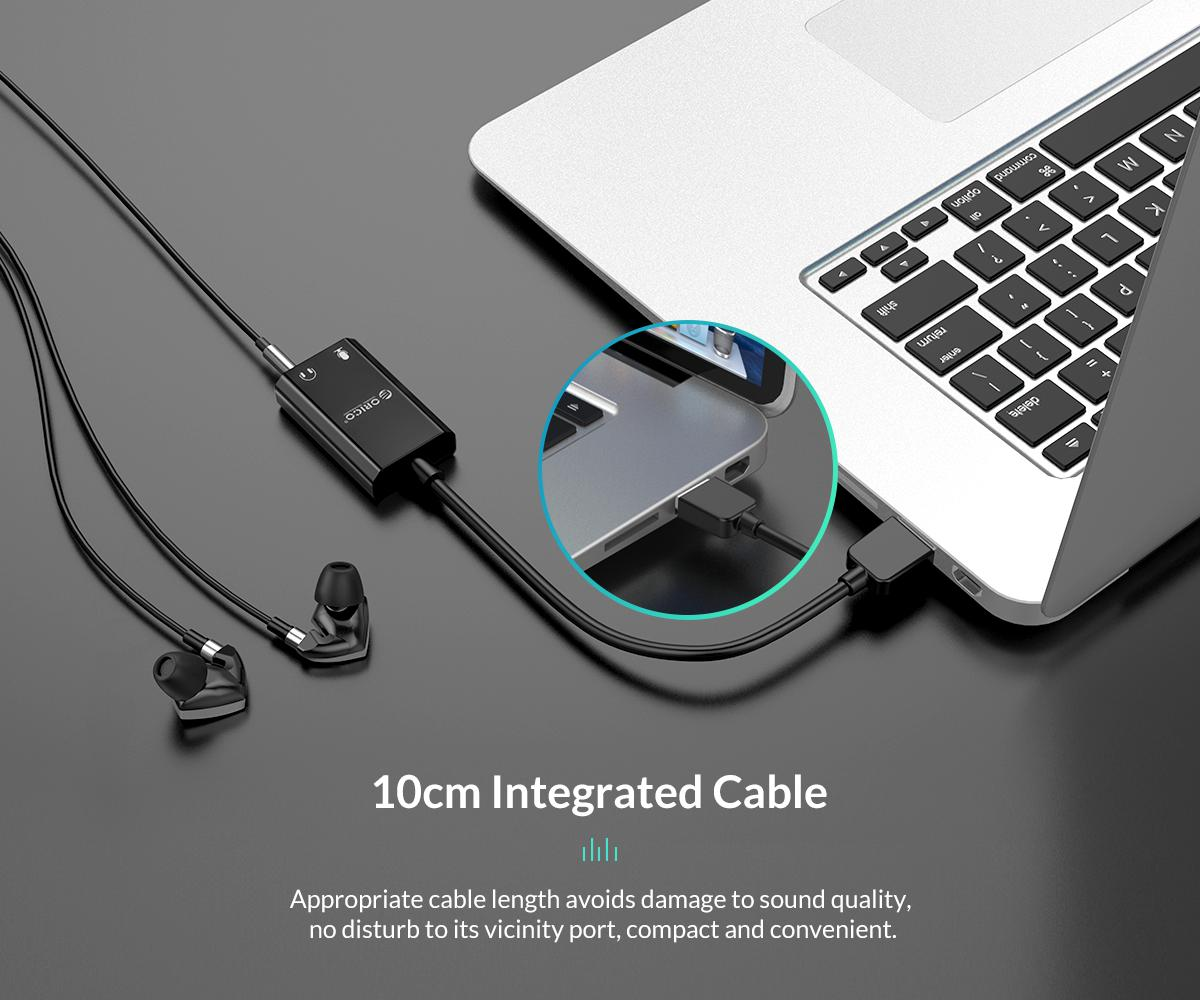 integrated cable