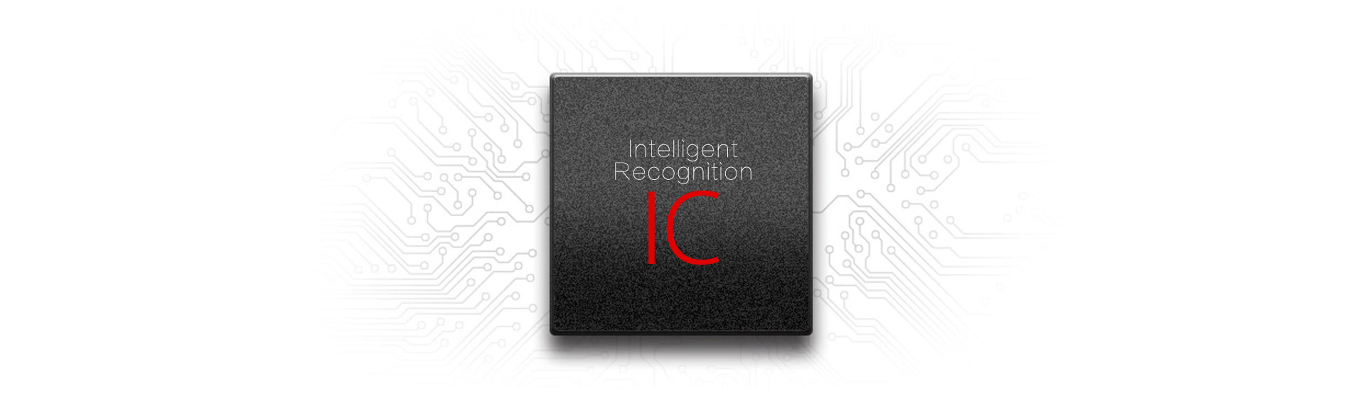 Q1 is built in intelligent recognition IC