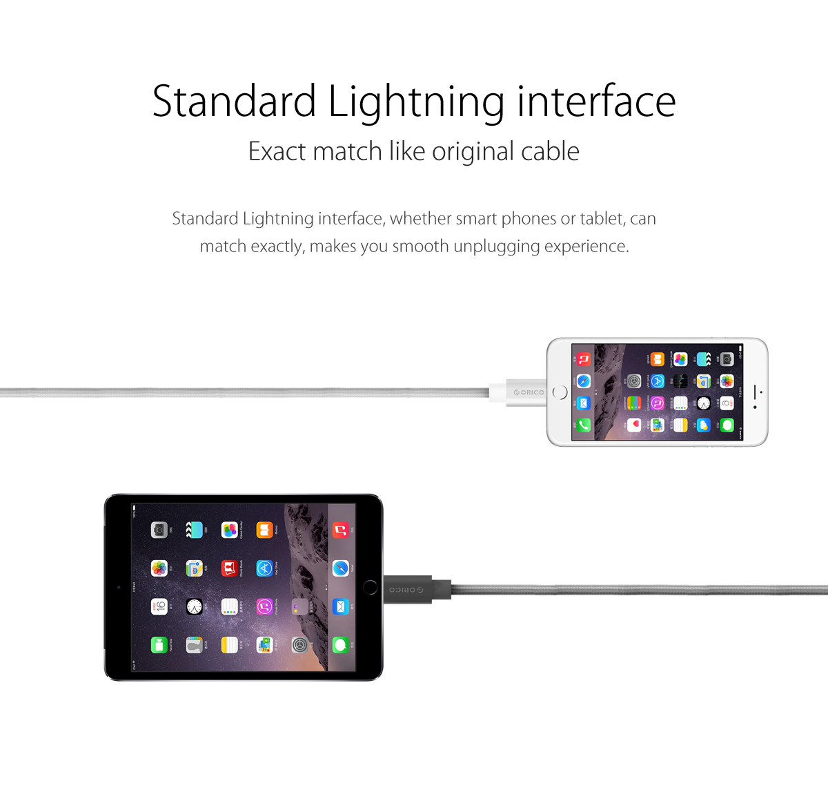 standard lightning interface