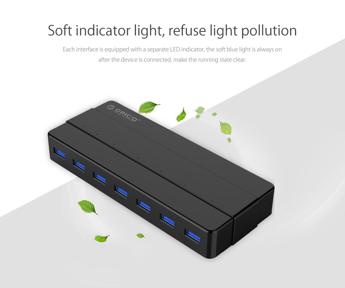 Equipped with a separate LED indicator light