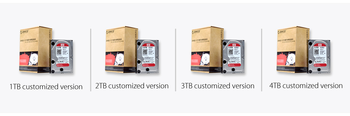 Deep cooperation with WD storage