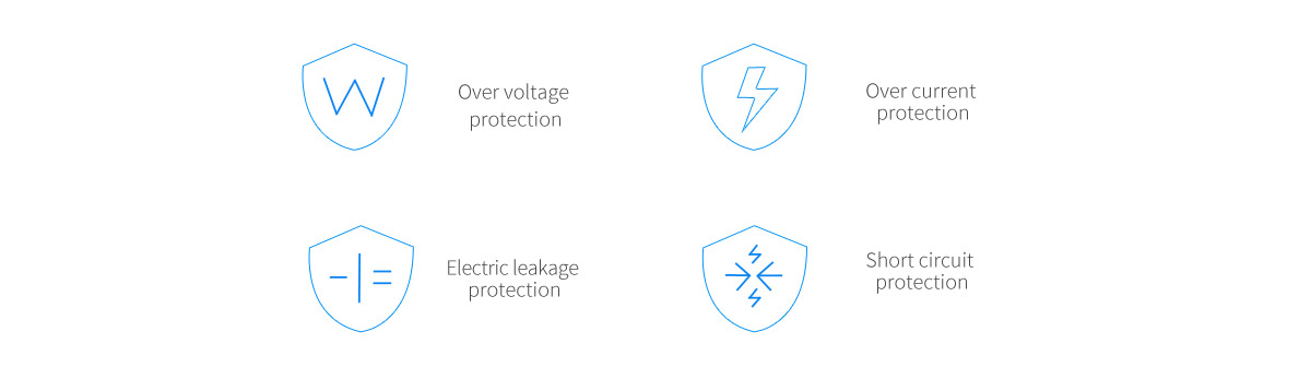 Multi-protection safety system