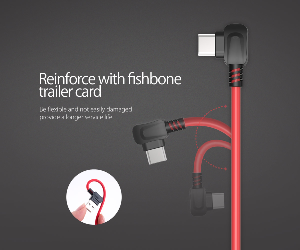 reinforce with fishbone trailer card