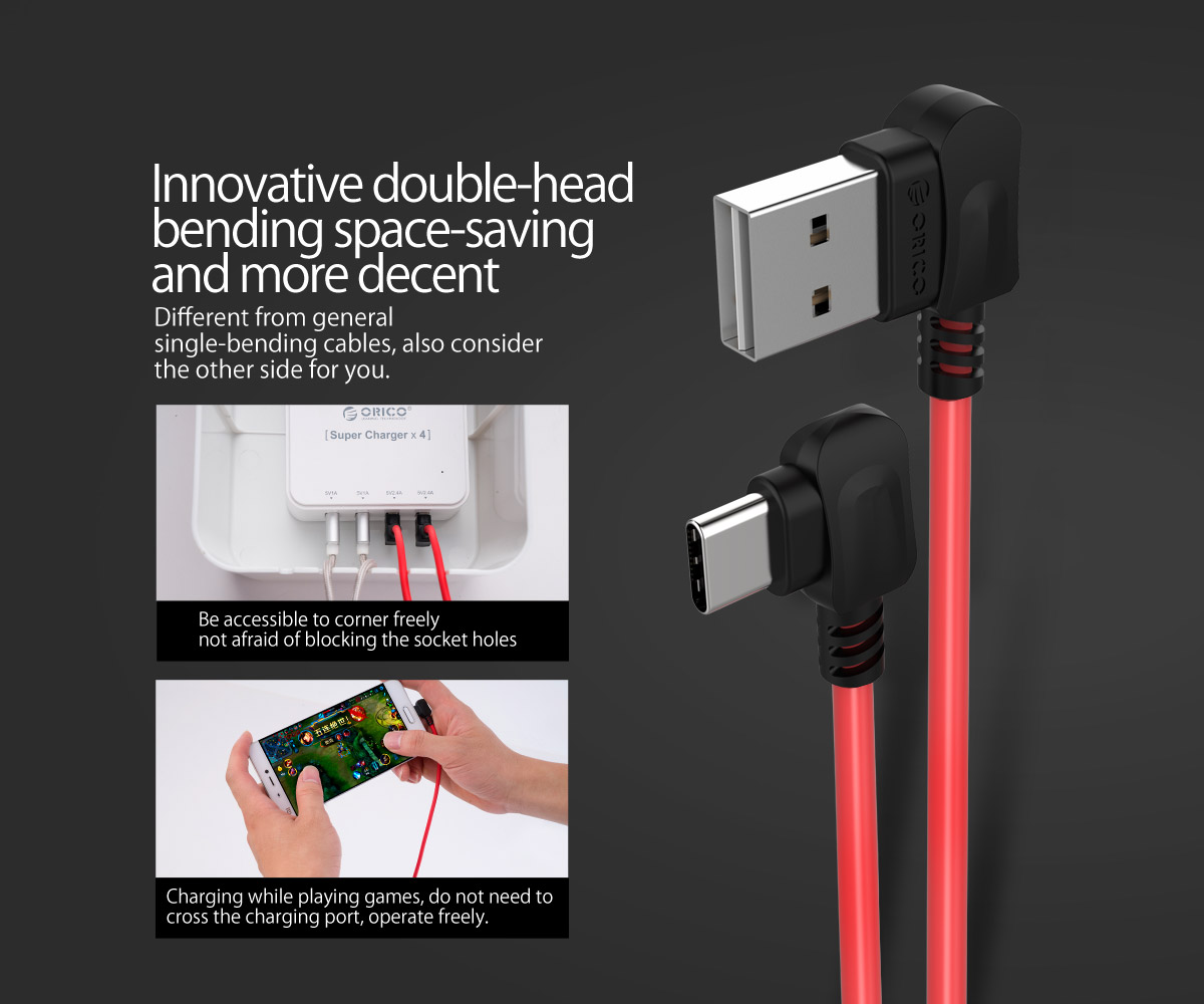 innovative double-head bending space-saving and more decent