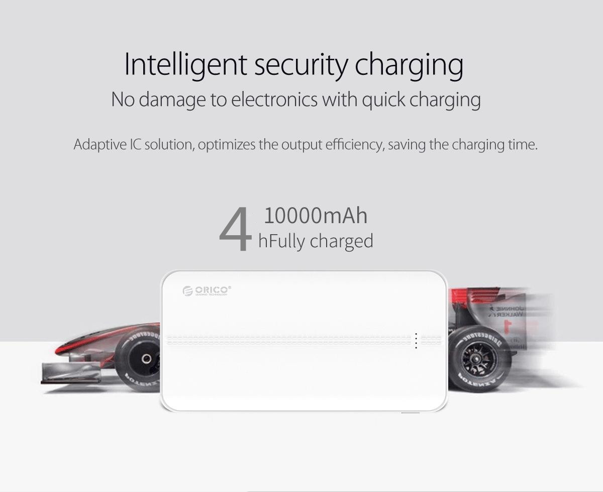 adaptive IC solution and intelligent security charging