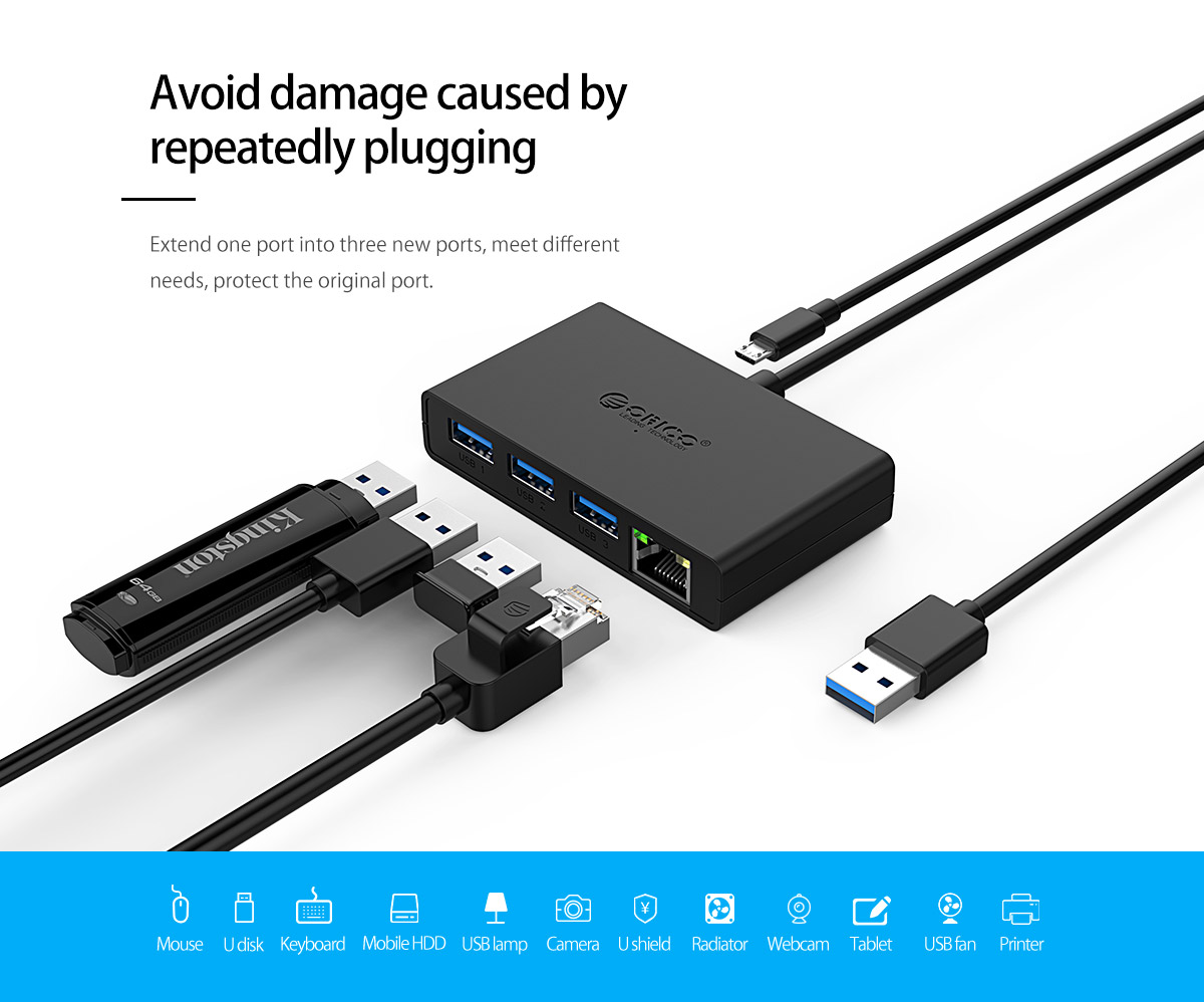 avoid damage caused by repeatedly plugging