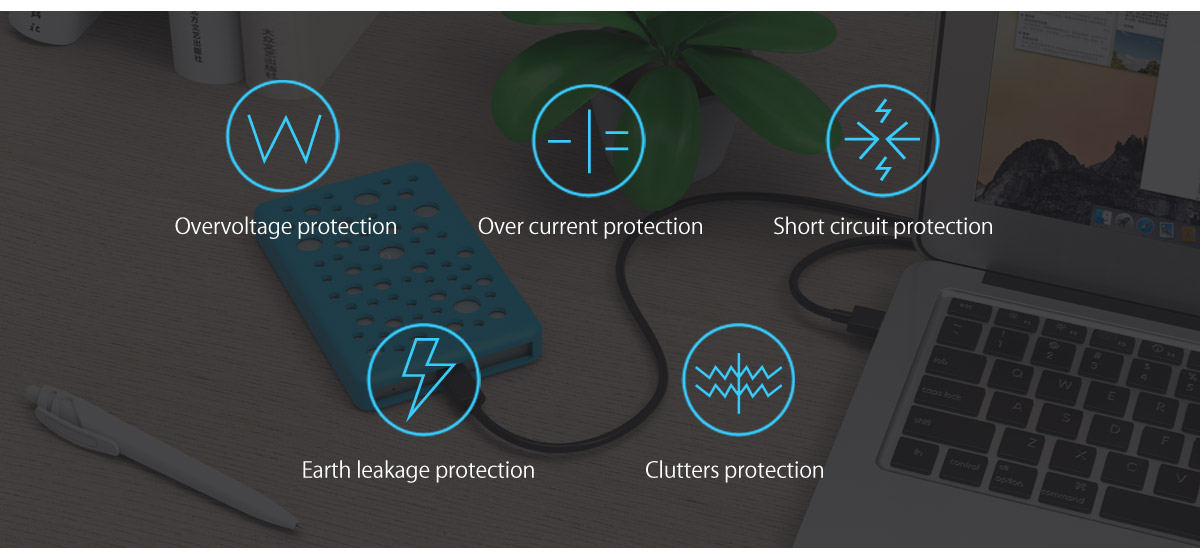 Multi-protection system