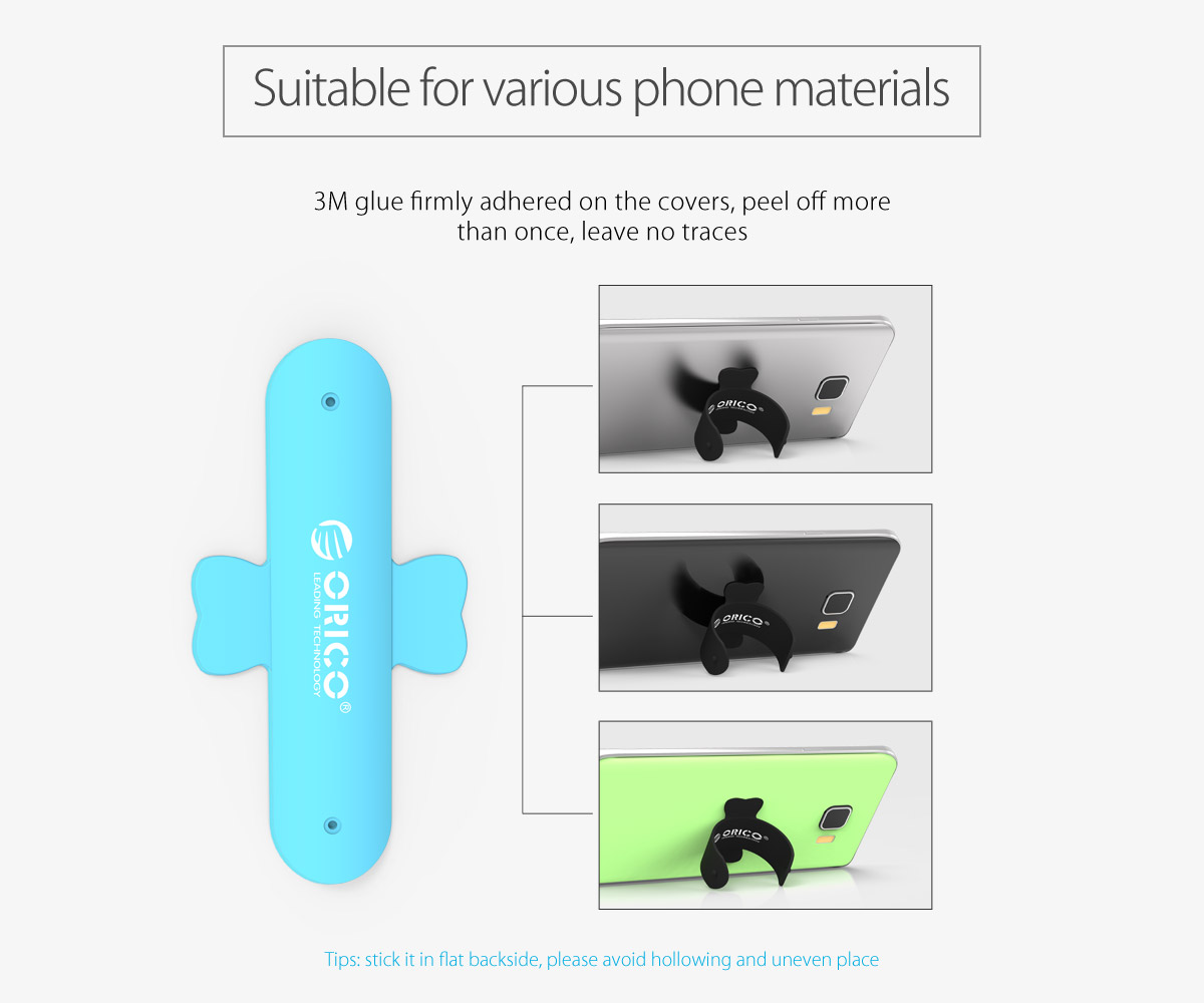 suitable for multiple phones