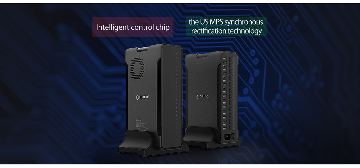 Smart controller+MPS synchronous rectification