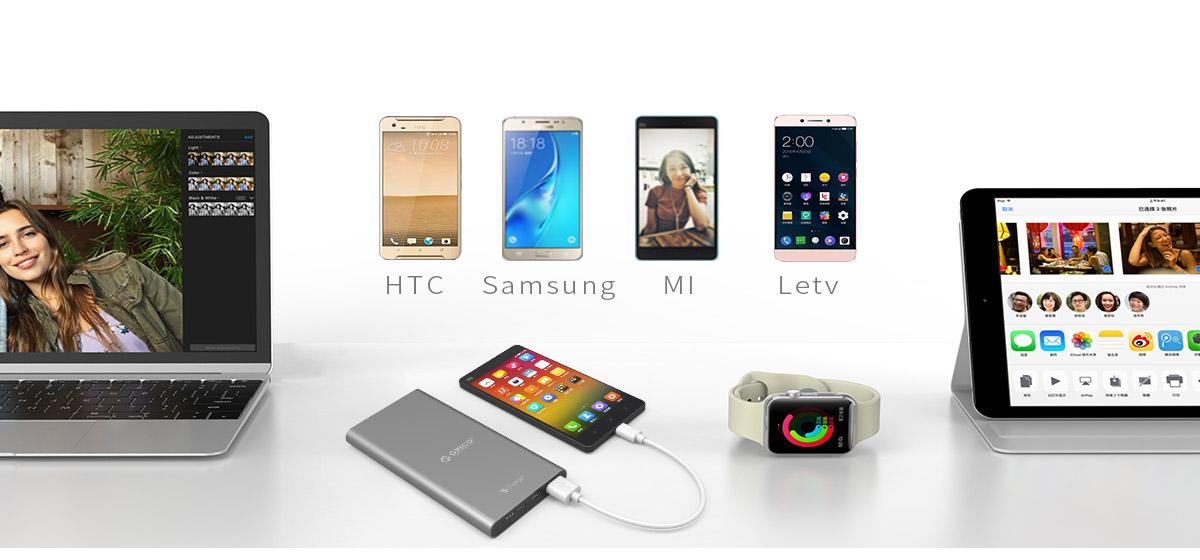 Intimate feeling of charging freely