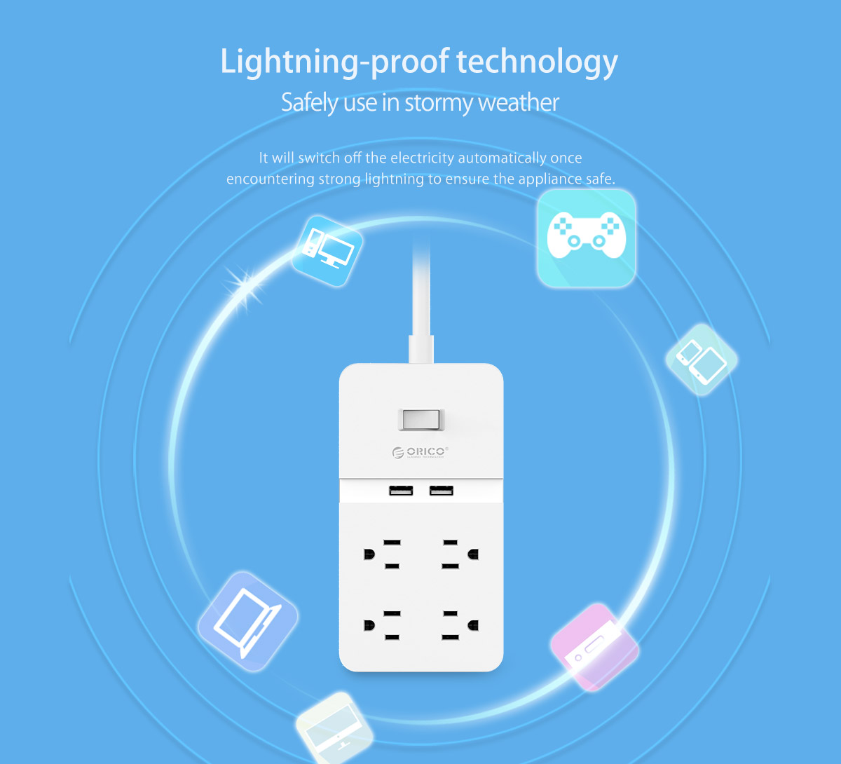 lightning-proof technology