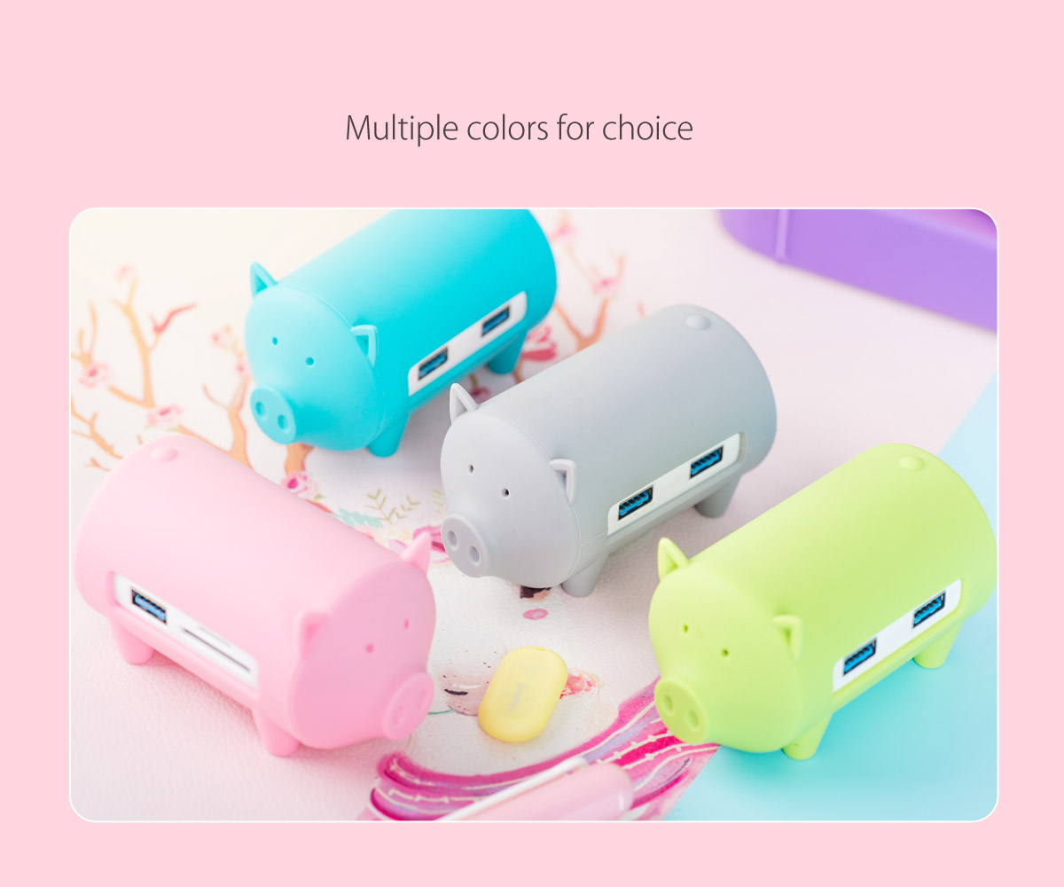 multiple colors for choice