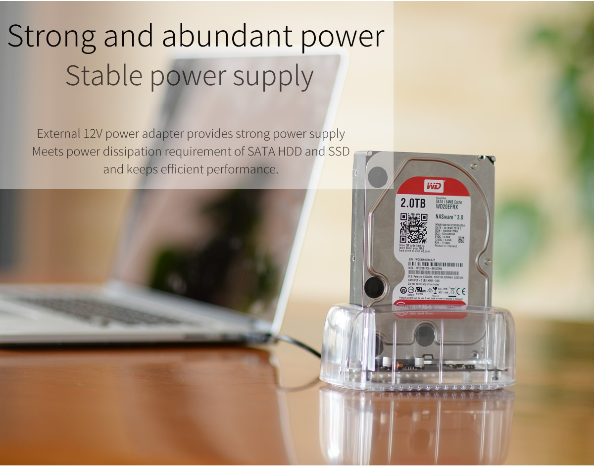 strong and abundant power, stable power supply