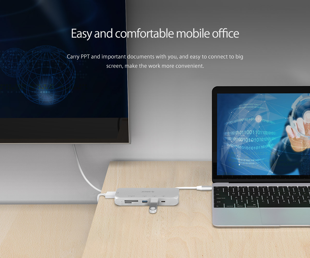 easy and comfortable for mobile office