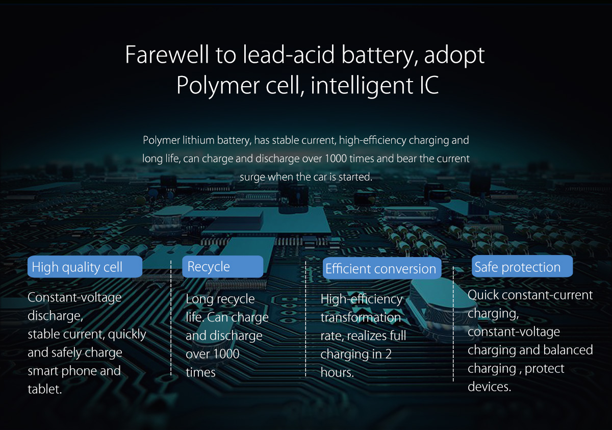 polymer cell,intelligent IC