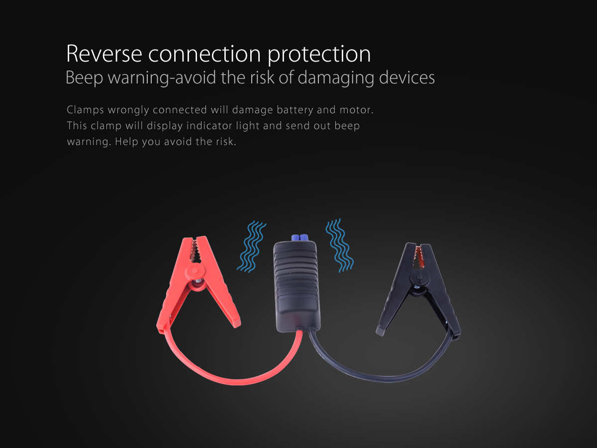 reverse connection protection