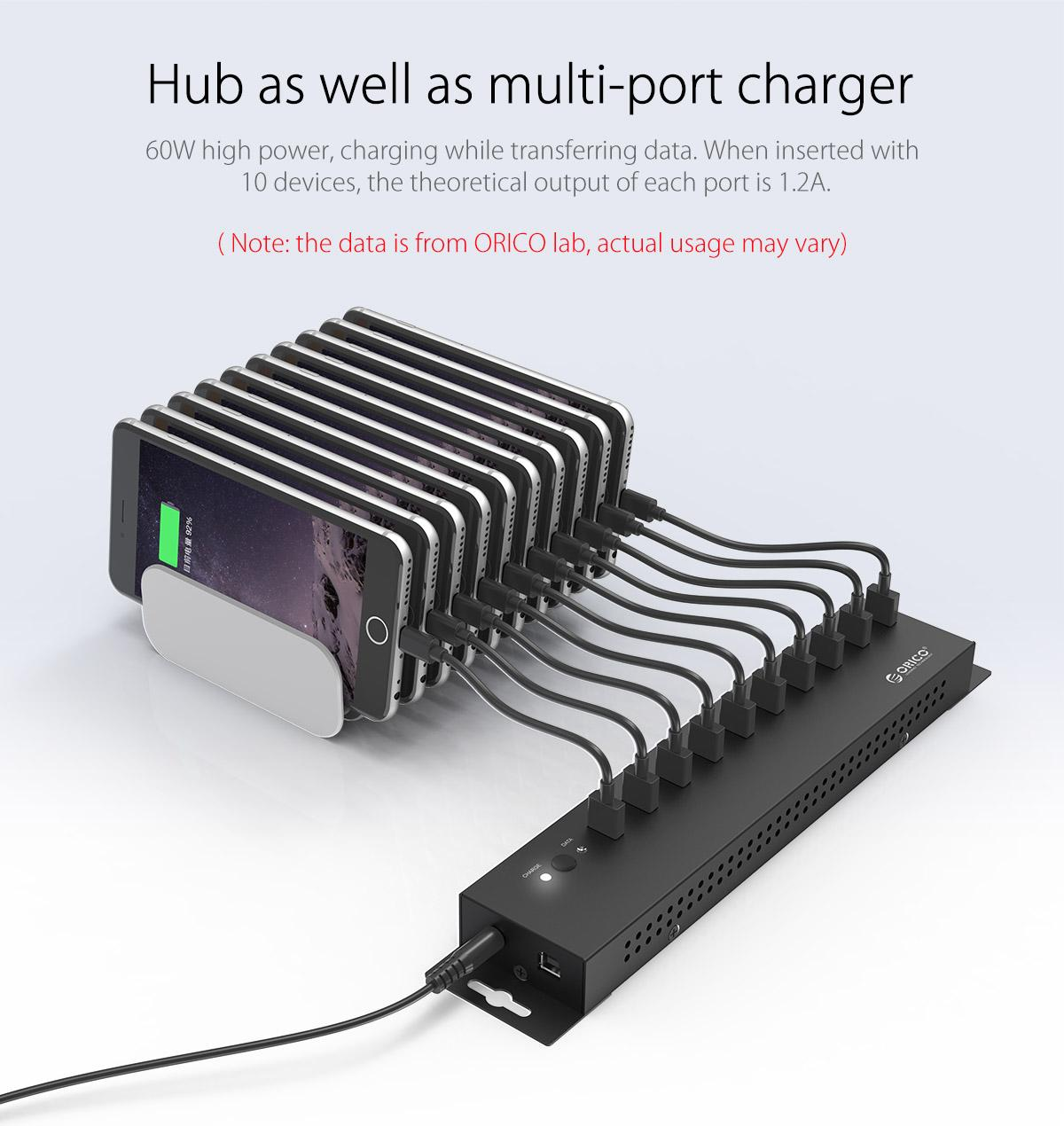 60W high power,1.2A output