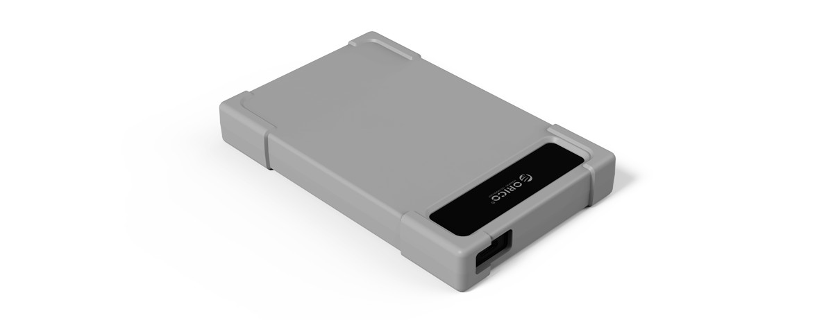 ORICO USB3.0 Hard Drive Adapter is made of high-quality material and silicone