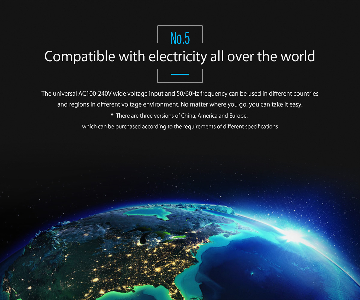 compatible with different voltage environment