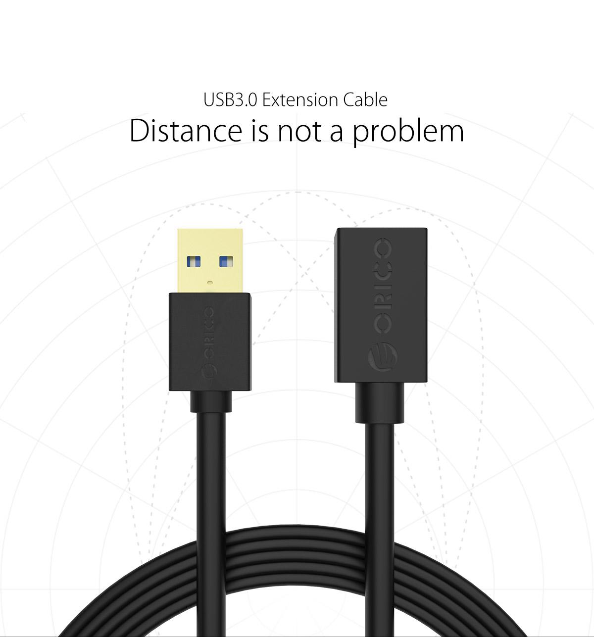 ORICO USB3.0 Extension Cable