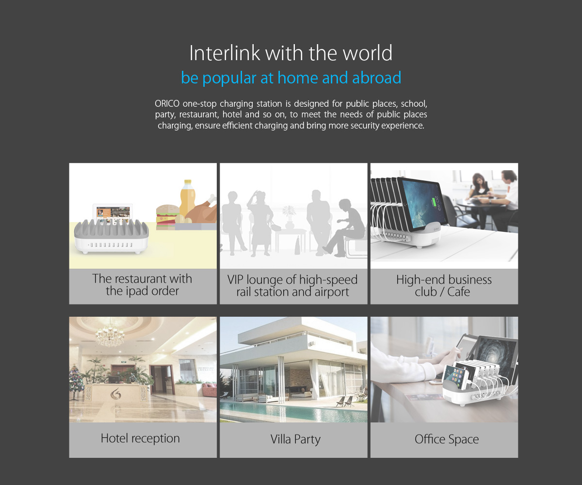 interlink with the world