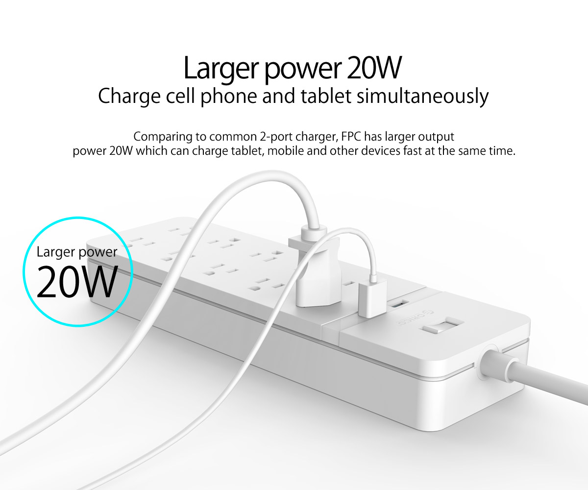 larger power 20Q