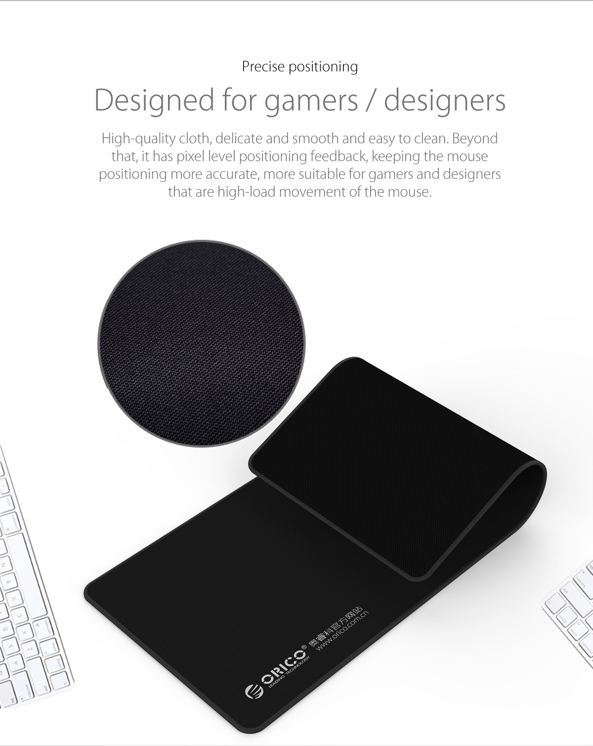 designed for gamers/designers