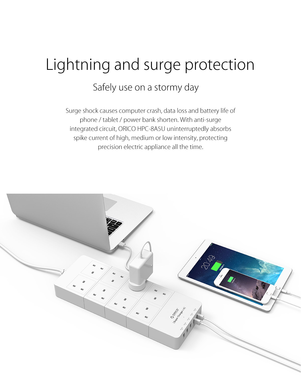 lingtning and surge protection