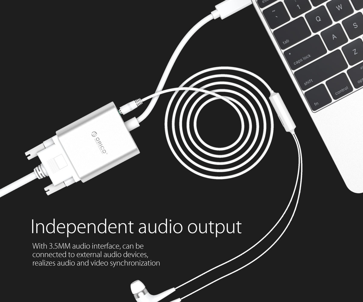 independent audio output