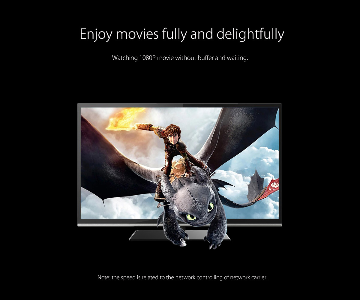 enjoy movies fully and freely