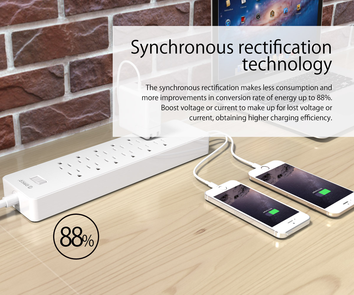 synchronous rectification technology