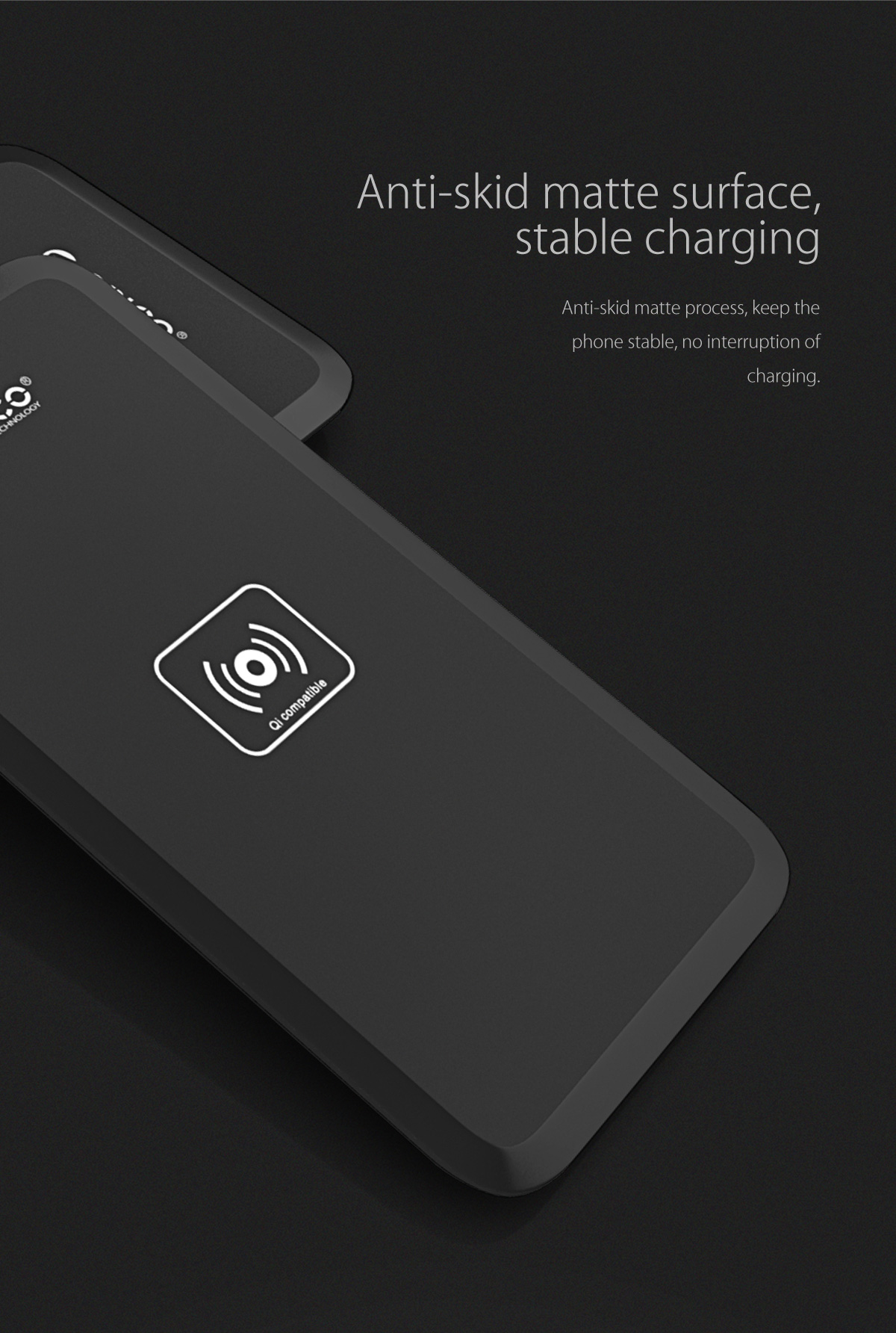 no need to take off the protective shell when charging