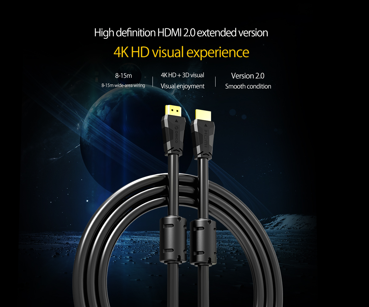 high-definition HDMI cable